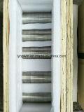Pulido de obleas de molibdeno de 0,05mm de grosor