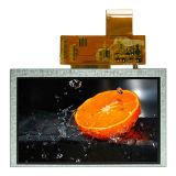 5.0inch LCDスクリーン800*480の解像度のダイバーIC Hx8664b+Hx8264D LCDの表示
