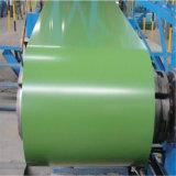 완료되는 Feve 또는 에폭시 선반 색깔에 의하여 입히는 알루미늄 코일 또는 장을 그리기