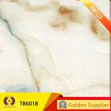Azulejo de suelo esmaltado Polished lleno de mármol italiano de la porcelana (TB6026)