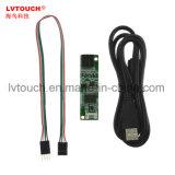 15inch 4:3の正方形4ワイヤー抵抗LEDタッチ画面