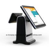 "Icp-Ea11d Android 15"" de una pantalla táctil capacitiva de caja registradora para POS supermercado/Sistema/restaurante/Retail"
