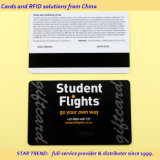 Magnetic Stripe Made Plastic를 가진 소매상인 Business Card