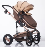 Neuer Entwurfs-europäischer Luxuxfalten-Baby-Spaziergänger mit Cer-Bescheinigung