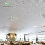 Hospital azulejos de techo aluminio perforado techo para la decoración comercial