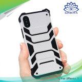 2 en 1 PC DE TPU golpes El Hombre Araña defender el caso del teléfono para el iPhone 7plus 8 X cubrir Samsung