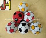 Billes de football de Velcro, billes de football collantes gonflables