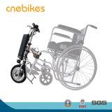 36V 350W Elektrische Rolstoel Handcycle voor Verkoop