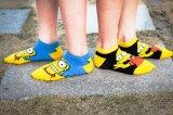 Tierkarikatur-Frauen-Knöchel keine Erscheinen-Socken