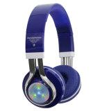 귀 LED 가벼운 헤드폰 헤드폰에 베이스 입체 음향 머리띠 Bluetooth