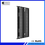 P10.4mm 넓은 보기 각 풀 컬러 옥외 LED 영상 벽