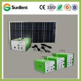Les panneaux solaires de bonne qualité de la Chine autoguident le système d'alimentation solaire portatif