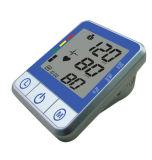 Monitor automático da pressão sanguínea do braço de Digitas para o uso Home