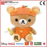 주문 아이들 아이를 위한 견면 벨벳에 의하여 채워지는 장난감 곰 연약한 장난감