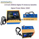HDMI a sorti le détecteur de satellite de 3.5 pouces