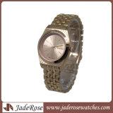 Gouden de manier nam het Horloge van de Sporten van het Kwarts van de Dames van de Vrouwen van het Horloge van het Merk van de Luxe toe
