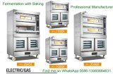 Коммерческих Банков в процессе ферментации из нержавеющей стали с пиццей печи