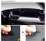 Voar5d Dashmat para a Ford Explorer 2011-2016 tapete tapetes da tampa do painel de bordo