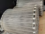 Пояс ячеистой сети нержавеющей стали для оборудования транспортера