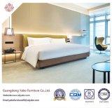 ファブリックソファーベッド(YB-GN-3)が付いている簡潔なホテルの寝室の家具
