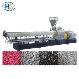 Extrudeuse jumelle de Masterbatch de couleur de vis de l'extrusion 300kg/H de Haisi