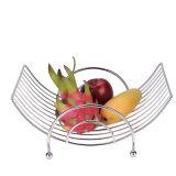 Eco-Friendly изготовленный на заказ цветастая корзина провода металла корзины хранения отделки выпечки