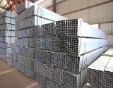 Tubo d'acciaio quadrato galvanizzato tuffato caldo di marca della Cina Youfa del principale 500