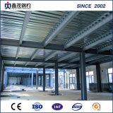 鋼鉄商業建物のための鉄骨構造の航空機の格納庫
