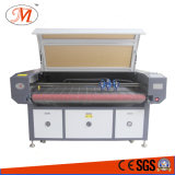 Автоматическая подавая машина лазера для материалов одежды (JM-1810-3T-AT)