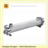 Cambiador de calor roscado uso marina del tubo de Shenglin