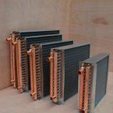 Het alternatieve Water van de Buis van het Koper van het Verwarmingssysteem aan de Warmtewisselaar van de Lucht