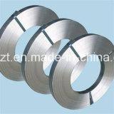 2b/Ba bande en acier inoxydable 201/202/301/304/304L/316/316L