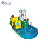 子供のための鉄道のトレインのゲームのトレイン