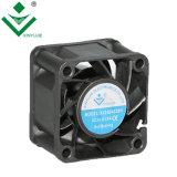 Fabricado na China 9000 Rpm 40X40X28mm 24V DC para Motores de ventiladores axiais de forno de microondas