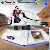 Simulador de Realidade Virtual atraente carro de F1 Racing 9d Vr Plataforma dinâmica eléctrico da máquina de jogos de condução VR