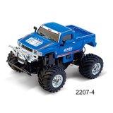Игрушки 1/58 миниые электрические малые автомобилей модели RC Хаммера SUV