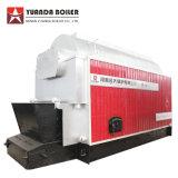 Caldaia di legno della biomassa di produzione industriale t/h 4t/H di tonnellata 1t/H 2t/H 3 di tonnellata 3 di 1 tonnellata 2