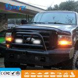 27W Tri LEIDENE van de Rij 5inch 4X4 Lichte Staaf voor Jeep