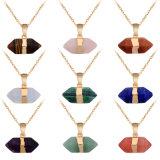 [بوهو] مدلّاة نمو مجوهرات بلورة عقد