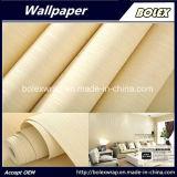 Papel pintado no tejido de la tela para la decoración casera 0.53m*10m/Roll