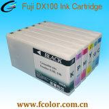 200ml sostituiscono la cartuccia di inchiostro per la cartuccia di inchiostro della stampante di Fuji Dx100