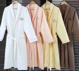 선전용 호텔/가정 면 테리/우단 여자/한 쌍 욕의/잠옷/잠옷/Sleepwear
