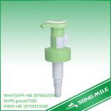 24/410 28/410 Parafuso dispensador de plástico da bomba de loção para shampoo
