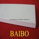 Kundenspezifische weiße Ultrafine Blendenöffnungs-keramische Platte