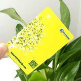 Tarjeta inteligente de la seguridad MIFARE DESFire 2K 4K 8K RFID del sistema del boleto alta para el pago