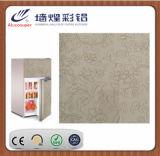 Hoja de metal de la laminación del PVC de la alta calidad para la puerta del refrigerador