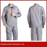 Uniforme barato por atacado da roupa protetora da segurança para industrial (W186)
