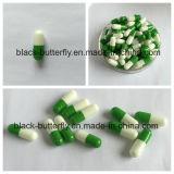 환약이 OEM 녹색과 백색 체중을 줄이는 캡슐 체중 감소에 의하여 식이요법을 한다