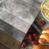 Stof van het Fluweel van de Stof van de Polyester van Velboa van af:drukken de Breiende voor Meubilair