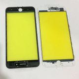 Наружный стеклянный объектив с рамкой Bazel на iPhone 7 7plus